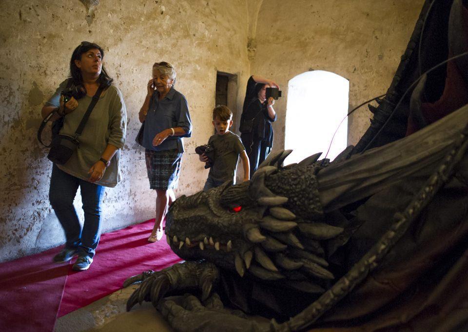 Fantastika - la nascita del drago